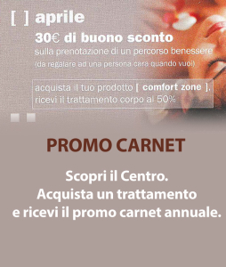 Promo Carnet